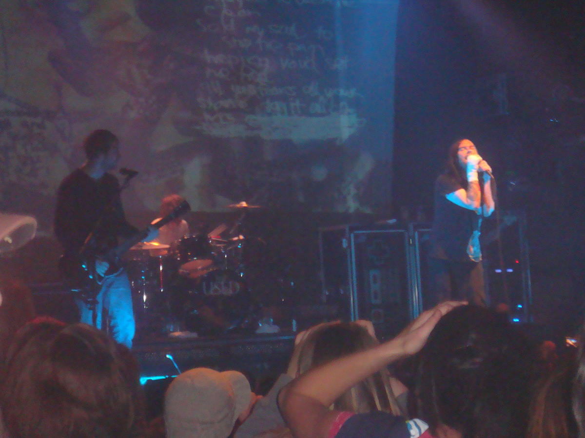 the used u0027s concert history concert archives