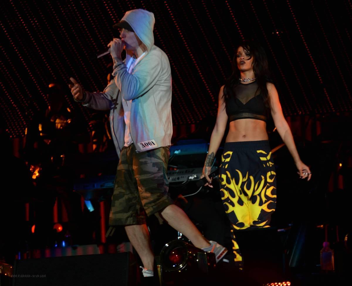 Monster Tour Rihanna And Eminem