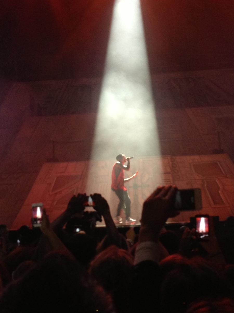 Chris Brown S Concert History Concert Archives