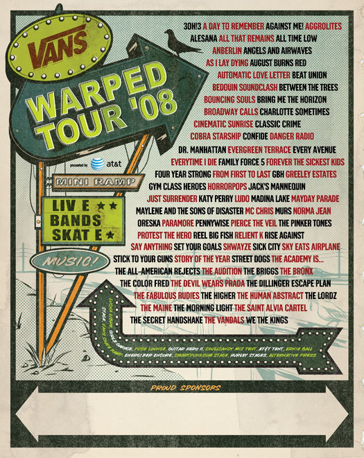 Band Perry Tour Setlist